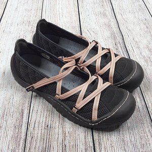 J-41 Sport Sandals Flats Shoes Strappy Water